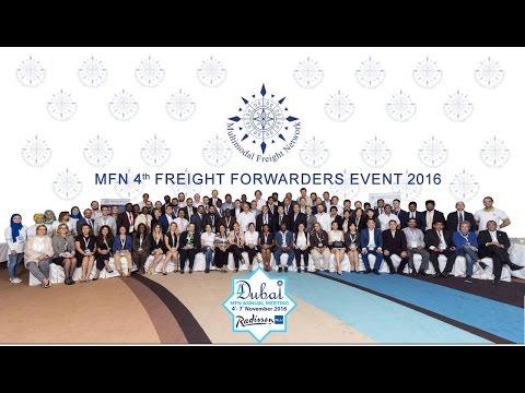 MFN Dubai Freight Forwarders Event 2016