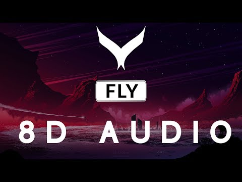 Fransis Derelle - Fly (feat. Parker Pohill) Soft 8D Music