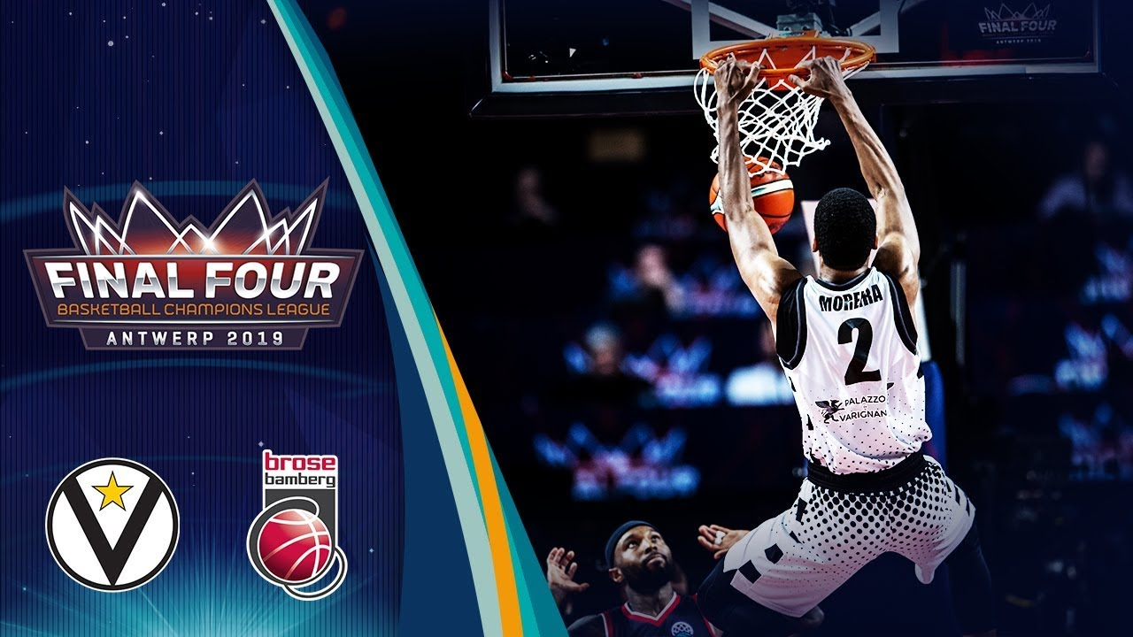 Segafredo Virtus Bologna v Brose Bamberg  - Highlights - SF - Basketball Champions League 2018