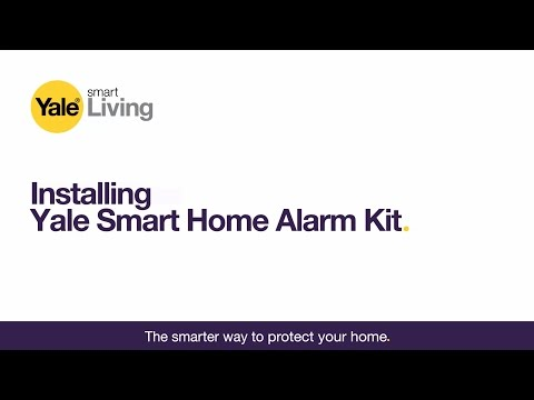 Yale Smart Home Alarm Range How To Video