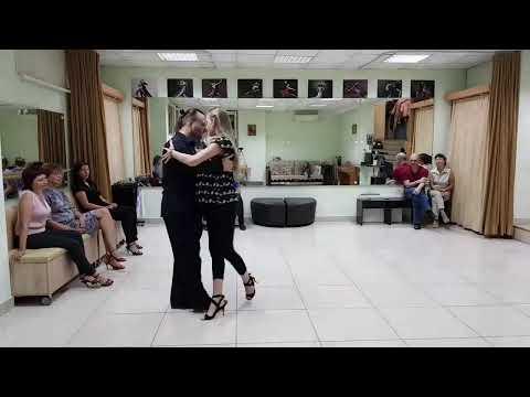 "Тема: ""Вариации с барридами"" Prischepov Online Tango School"
