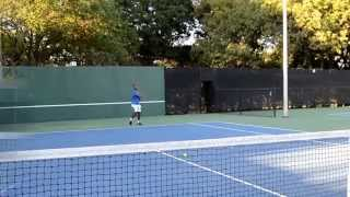P. Craig, III  2016  Tennis Recruiting Video USA (Dallas, TX. United States of America)