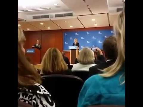Dr. Margaret Flowers of Green Party Interrupts Maryland Senate Televised Debate