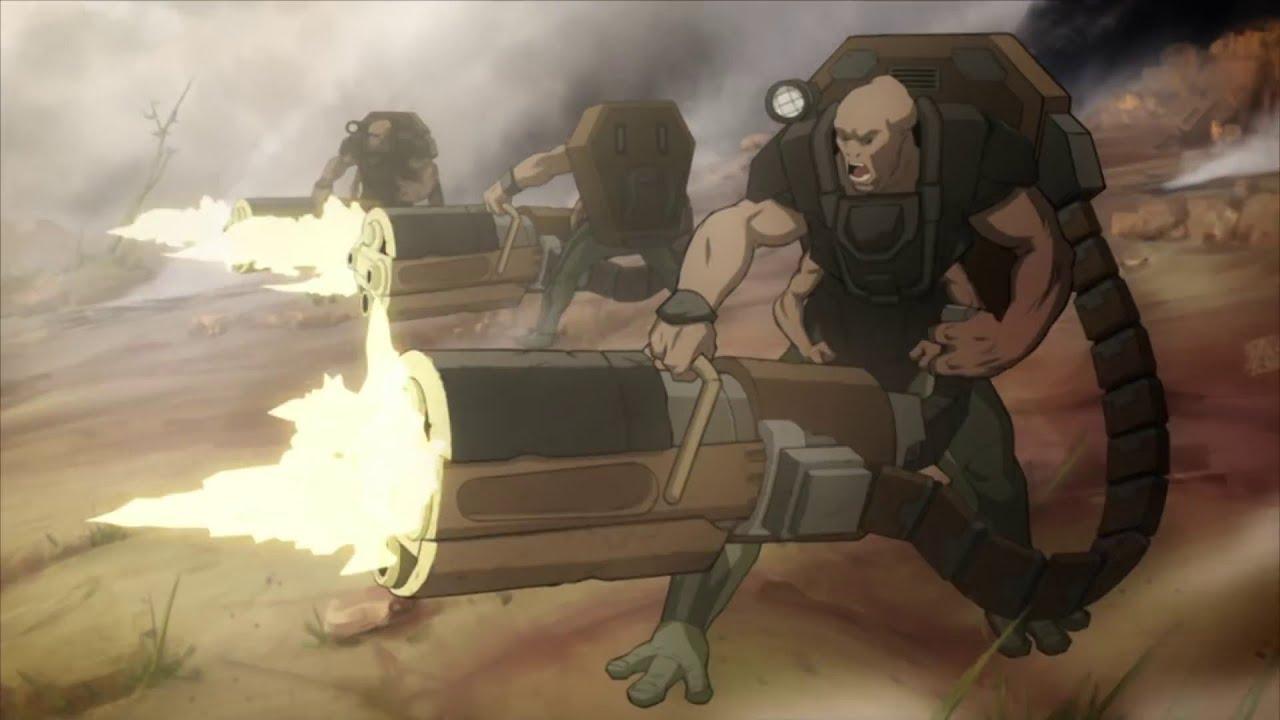 Grey Goo - Beta: Guardians of Legacy Trailer
