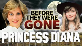 PRINCESS DIANA - BEFORE They Were GONE - 20 Years Later