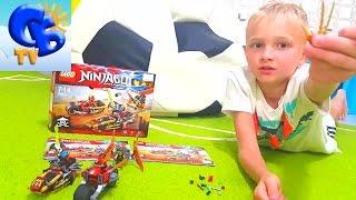 Констуктор Лего Нинзяго 70600  Погоня на Мотоциклах Constructor Lego NINJAGO 70600