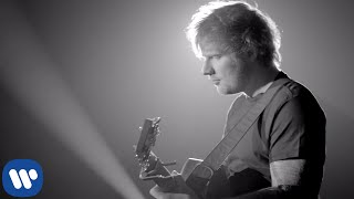 ed sheeran one official video