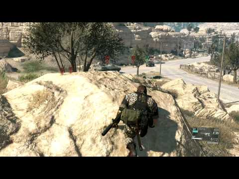 MGSV: The Phantom Pain - Mission 10: Angel With Broken Wings S-Rank (All Extractions)