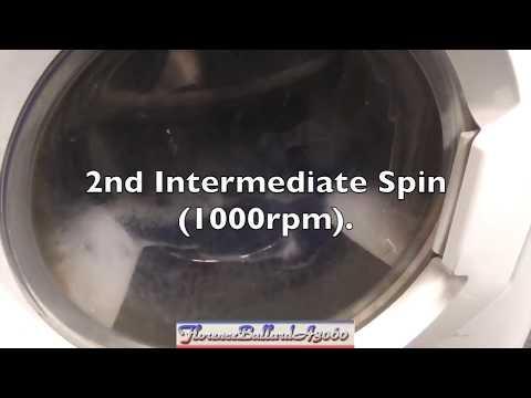 British Heart Foundation - Hotpoint Aquarius WDL5490 Washer Dryer