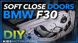 F30 BMW Soft Close Doors Installation screenshot 4