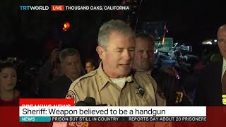 Police respond to mass shooting in California