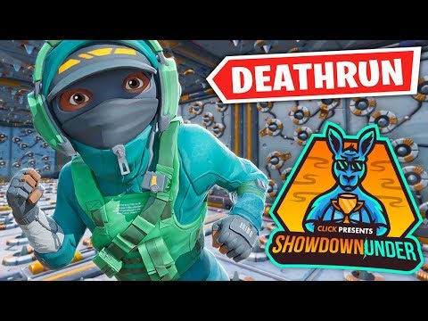 so i joined a deathrun tournament..