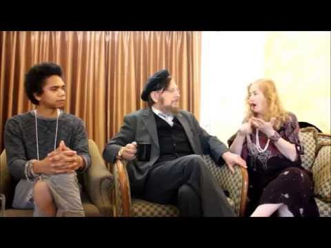 The Academy for Future Science Drs. J.J. & Desiree Hurtak Interview pt. 2