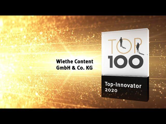 Wiethe - Top-Innovator 2020