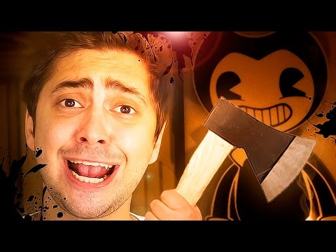 ELE VOLTOU! - BENDY AND THE INK MACHINE: CHAPTER 2