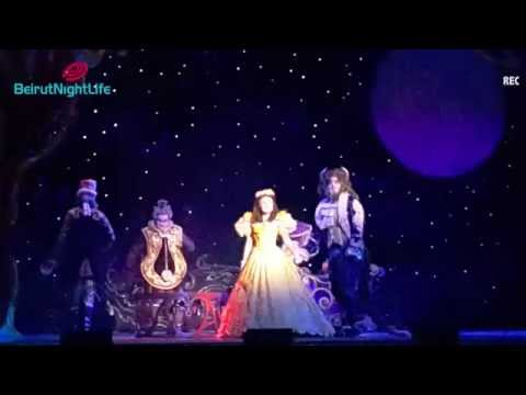 """BEAUTY & THE BEAST"" in Lebanon (Full Song Live)"