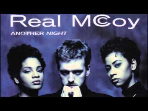 Real Mc Coy  -  Another Night (probably original edit)