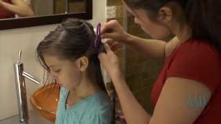 Head lice: How to treat video