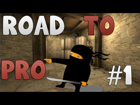 how to become pro at cs go