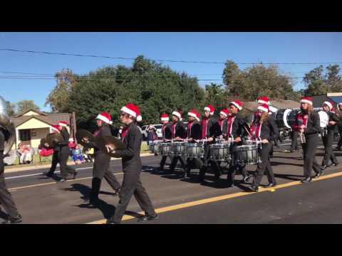 Tomball High School Band 2016 - Tomball Holiday Parade