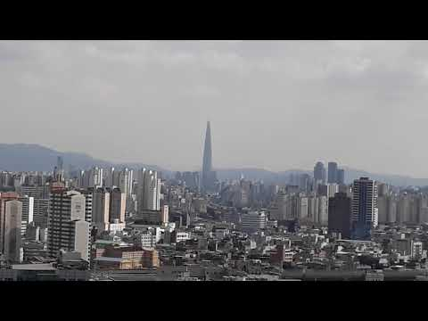 meditation . Seoul korea.2018.3.14.