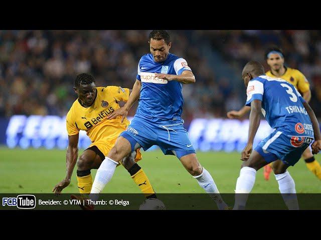 2011-2012 - Jupiler Pro League - PlayOff 1 - 09. Racing Genk - Club Brugge 1-2