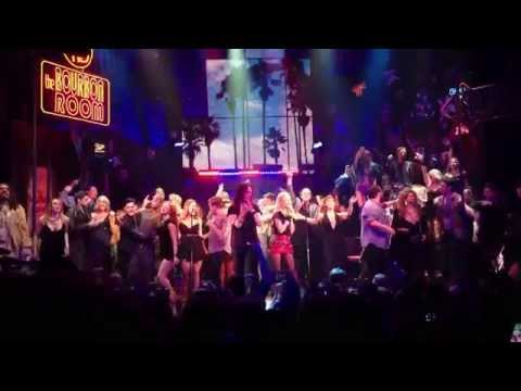 Rock of Ages Broadway Closing   Don't Stop Believin'