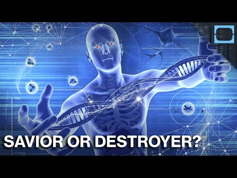 Will Genetic Modification Kill Or Save Humanity?
