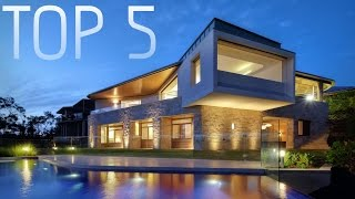 TOP 5 Nejdražších domů Světa