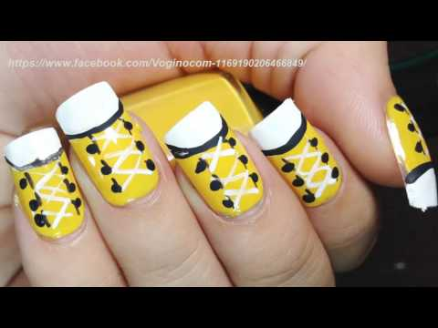 Cute Nail Art Designs – Paint Ideas – Easy Ways Creative Nails – Chamroeun Part #68