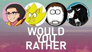 Would You Rather...? (Part Two) w/ Stubagful, Cynical CJ and Supersonic1014