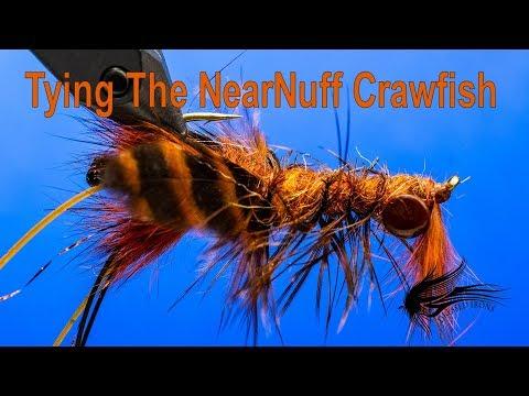 Tying Dave Whitlock's NearNuff Crawfish