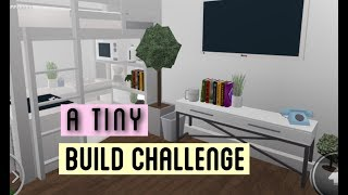 TINY HOUSE CHALLENGE | ROBLOX | FAIL OR SUCCESS