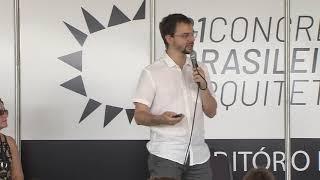 PA - PALESTRA - Plano Diretor de São Paulo, com Fernando Túlio. Mediação de Rossella Rossetto