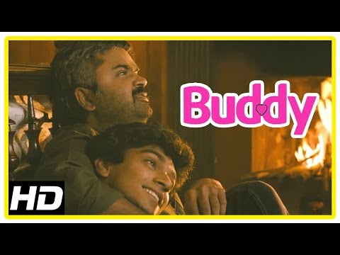Buddy Malayalam Movie | Scenes | Anoop Menon gets attached to Mithun and plan a journey