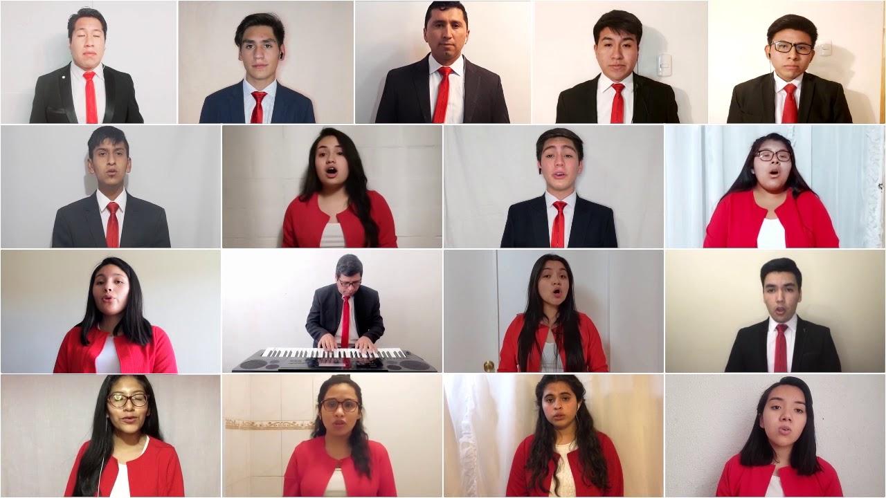 Medley Navidad |Coro Juvenil IEP Calama