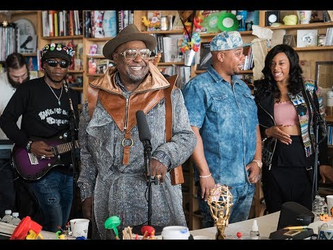 George Clinton & The P-Funk All Stars: NPR Music Tiny Desk Concert