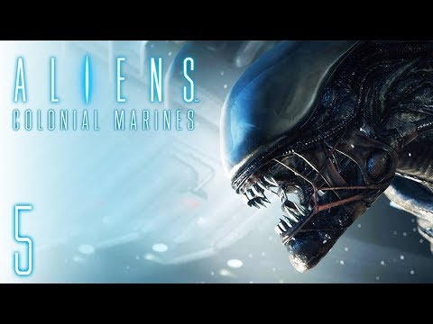Aliens: Colonial Marines - Walkthrough Mission 5 - The Raven