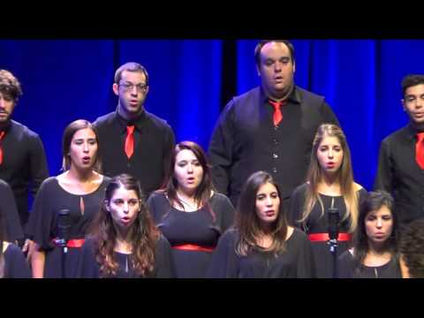 NOW WE ARE FREE (Gladiator Theme) - International Choir Festival