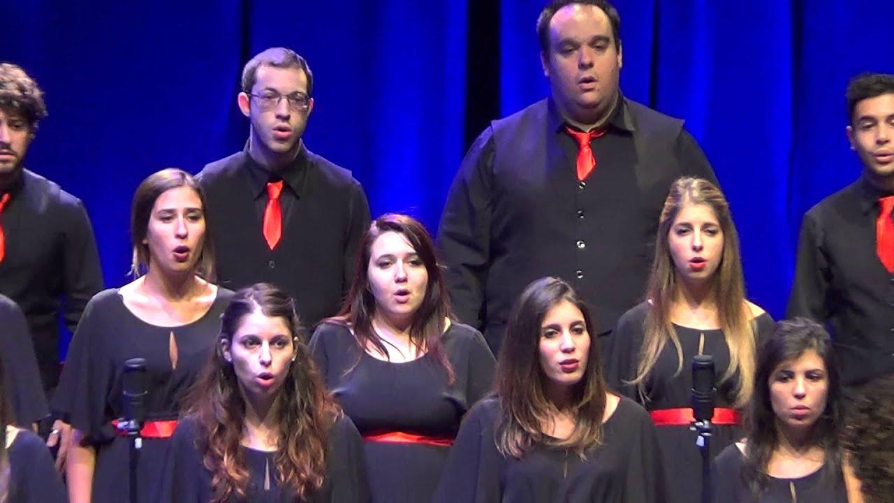 NOW WE ARE FREE (Gladiator Theme) - International Choir Festival