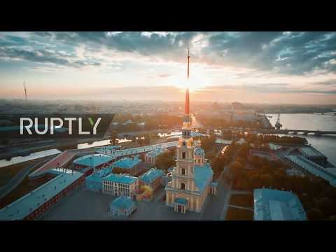 Live: Saint Petersburg International Economic Forum: Day 2