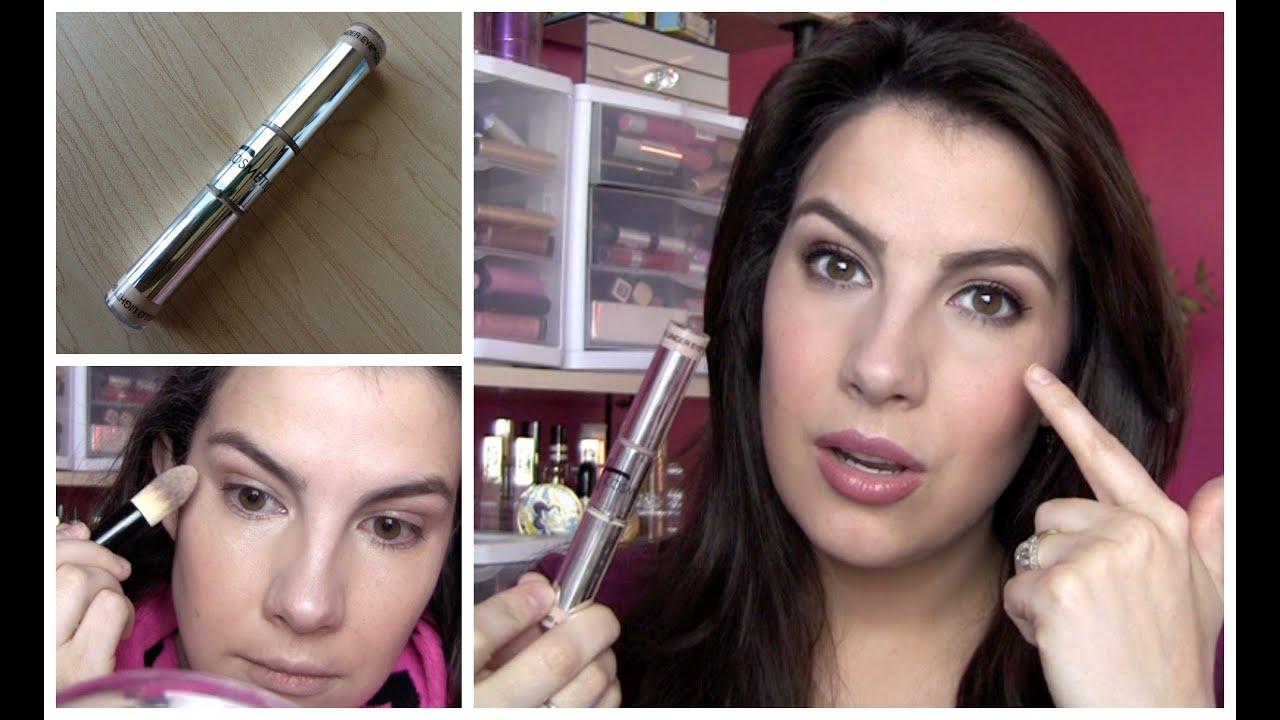It Cosmetics Bye Bye Undereye & Hello Light Review - YouTube
