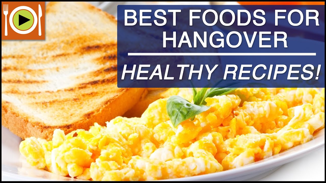 Get rid of hangover foods healthy recipes youtube forumfinder