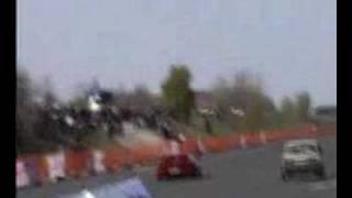 Ferrari 348 vs Lotus Lada