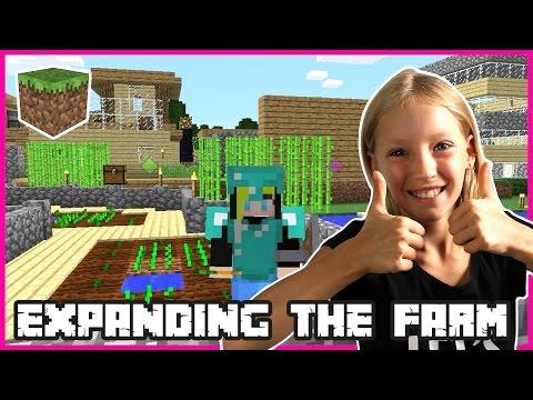 Expanding The Farm / Minecraft