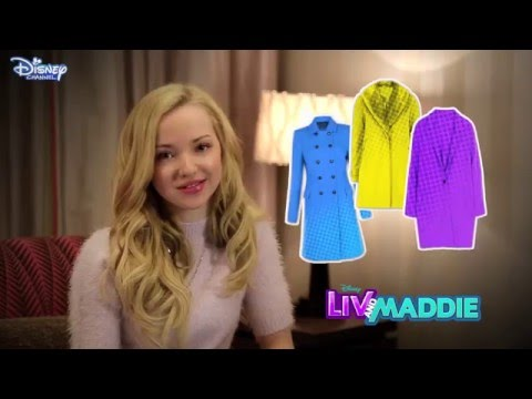 Dove Cameron | Fashion Interview | Official Disney Channel UK