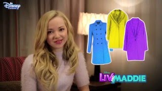 Dove Cameron | Fashion Interview 👗 | Disney Channel UK