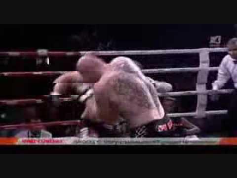Albania (Ilir Latifi) vs. Serbia (Darko Krbanjevic) K1 Scandinavia UFC