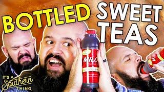 Ranking Bottled Sweet Teas | Bless Your Rank