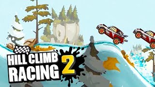 Hill Climb Racing 2  #43 (Android Gameplay ) Friction Games